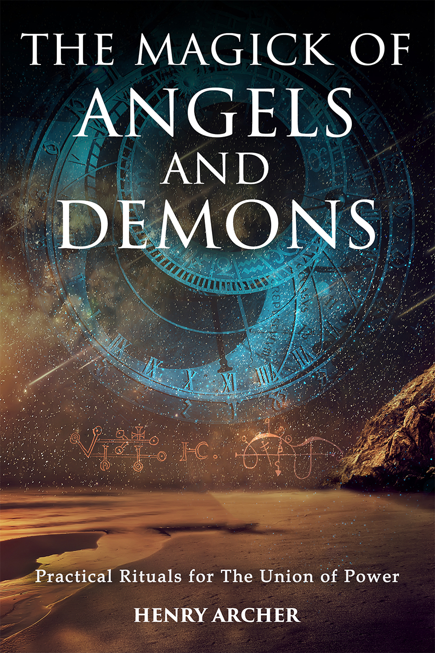 Angel And Demons Book